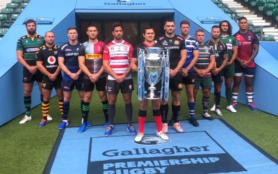 Eight months of Premiership action starts this weekend